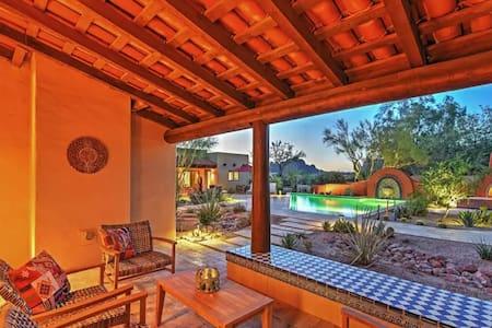 4BR Gold Canyon Retreat w/ Mountain Views! - Gold Canyon - Casa
