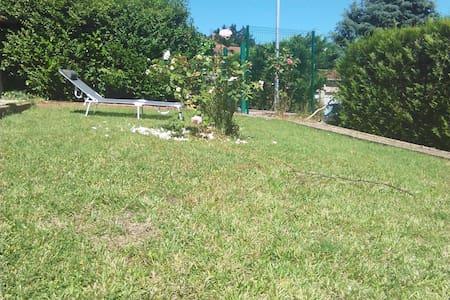 APPARTEMENT TRES CALME A 30 MN LYON CENTRE - Neuville-sur-Saône - Apartment