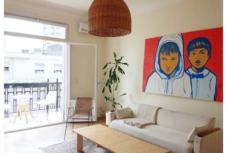 Style Art Deco apartment
