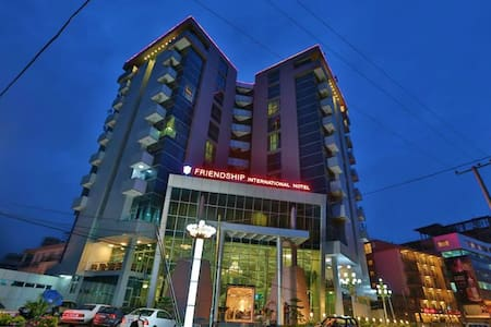 Friendship International Hotel - Huoneisto