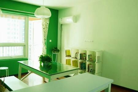 武汉城区里的雅致小屋 - Apartamento