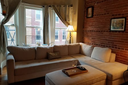 Charming, Quiet Beacon Hill One-Bedroom - Boston