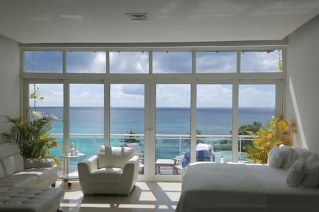 Dominican Ocean View  Penthouse - Boca Chica - Çatı Katı