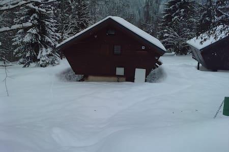 Chalet Cosy dans la montagne - Haus