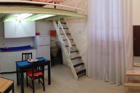 Open space loft su 2 livelli - Milan - Loft
