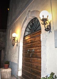 Casa Lago del Salto montagna e lago, 80 km Roma - Poggio San Giovanni di Pescorocchiano - Wohnung