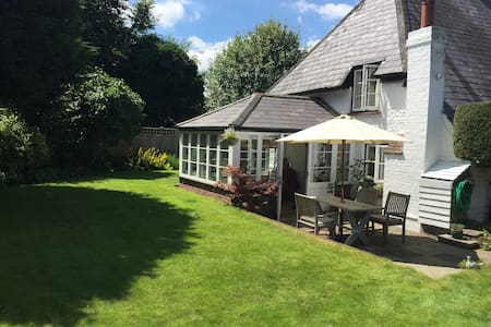 Charming 15th Century Cottage close to Chichester - Singleton - Huis