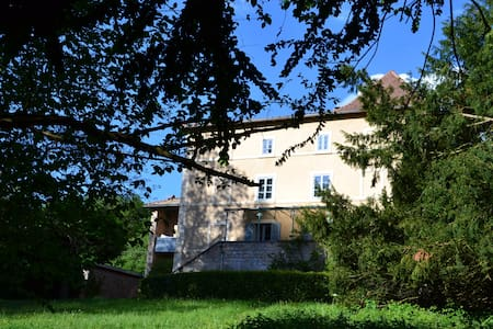"""Les CHARRIERES 1830 """"manor"""" - House"""