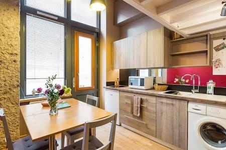 Atypique appartement au coeur du 7ème - Apartment