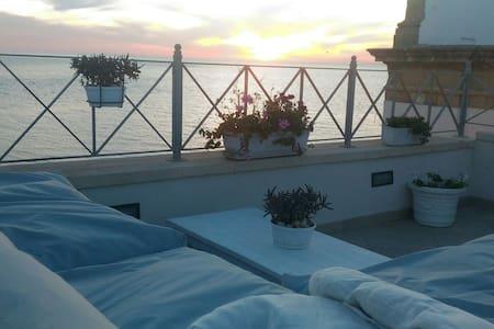 Balcone sul Mare B&B Grecale - Gallipoli
