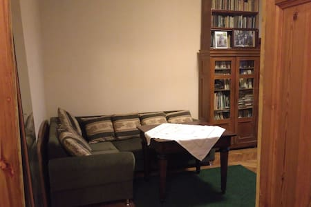 A guest room in historical centre - Sankt-Peterburg - Apartment