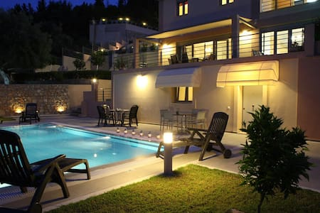 Villa Amphitrite full of luxury and comfort - Lefkada