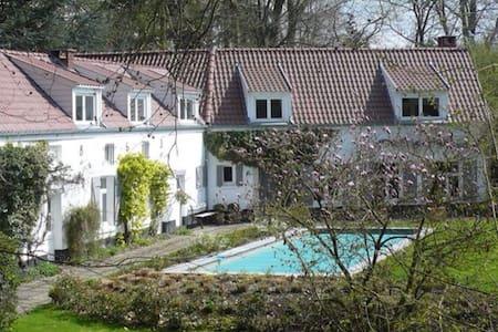 Maison d'hôtes La Marache Chambres 1 et 2 - Villa