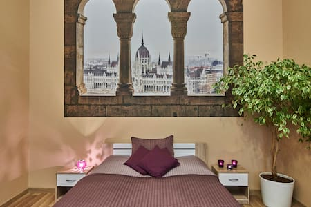 Apartment in the heart of Budapest - Apartment