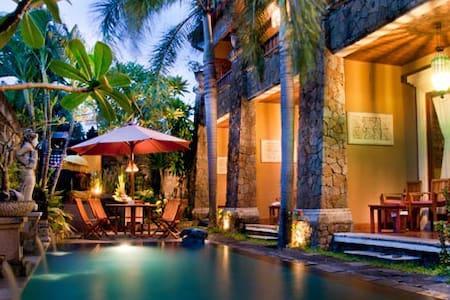 Sindhu Mertha Guest House - Denpasar  - Wikt i opierunek