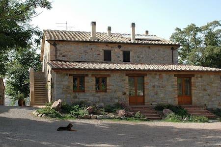 agriturismo panoramico nella natura - Roccalbegna - Bed & Breakfast