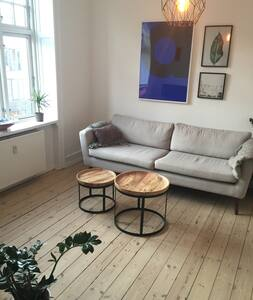 3 room bright apartment w/ balcony