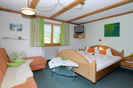 Doppelzimmer mit Balkon - Au