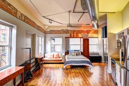 Walker's Dream! Downtown Loft!