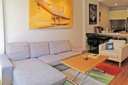 Modern 1 BD near Prospect Park - Brooklyn - Apartment