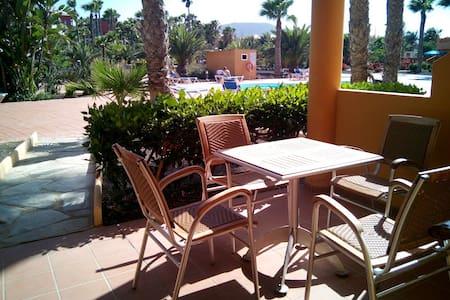 Charming Flat,pool,patio,200mt bech - Corralejo - Flat