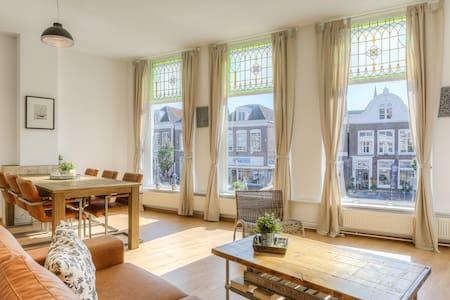 Geweldig ruim appartement (110m²) - Sneek - Apartment