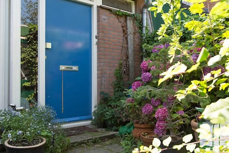 Single room with second bed - Groningen - Bed & Breakfast