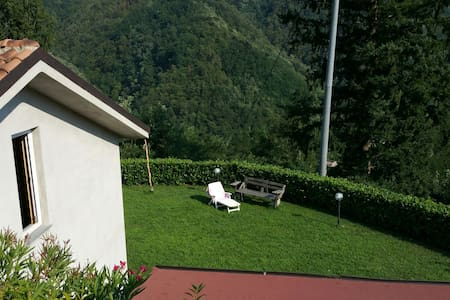 Un tuffo in Garfagnana - House