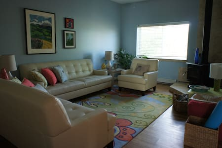 Large suite in a bed and breakfast - Paonia