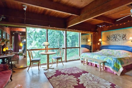 LomiLomi Suite, Dragonfly Ranch - Bed & Breakfast