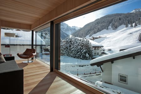 Selva Val Gardena in the Dolomites - Wohnung