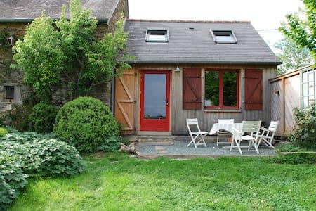 Petite maison écologique avec vue. - Langon - Huis