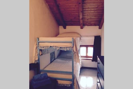 Simple sunny apartment 100m from Lake Como - Loft-asunto