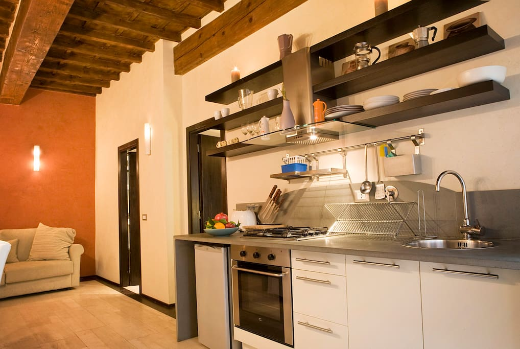 Family Apartments- Corte