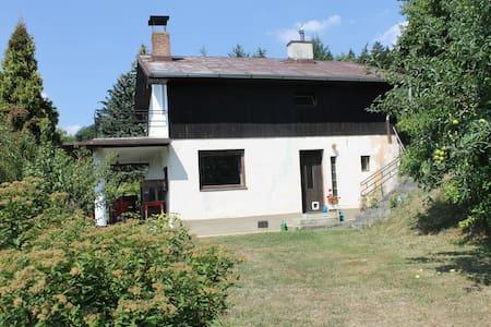 Chata v Posázaví - Nespeky - Almhütte
