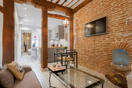 Apartamento Fun Madrid Gran Via
