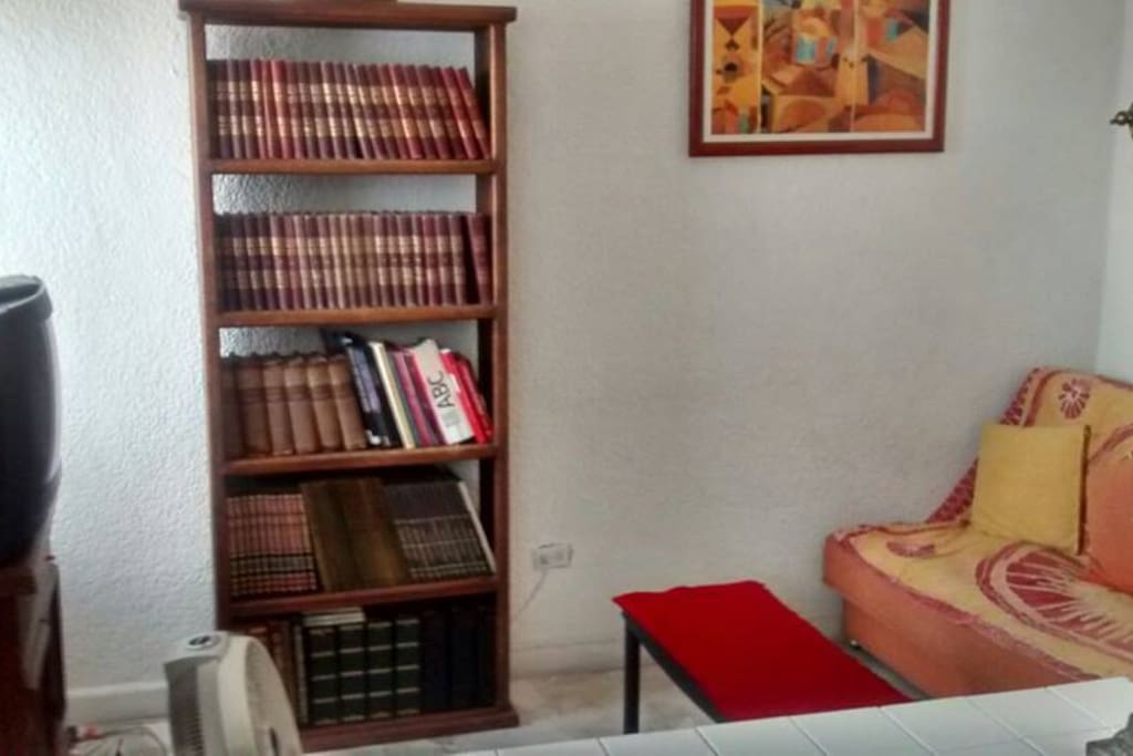 Estancia - Living Area
