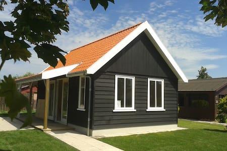 Hollands huisje-heerlijke tuin-wifi - Dirkshorn - Cabin