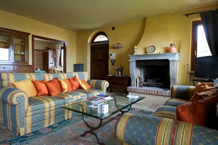 La Casa dei Ricci Camera Provenzale - San Giusto Canavese - Bed & Breakfast