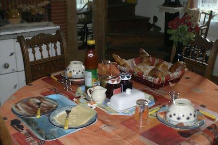"""Chambre d'hôtes """"La Sirène"""" - Bed & Breakfast"""