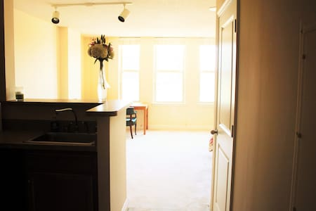 1BR Apt in Gallery Pl- Downtown DC