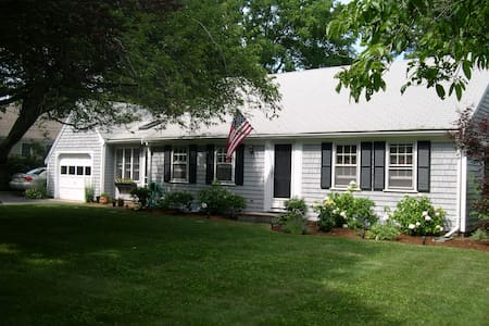 At Home on Cape Cod - House