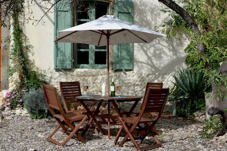 Charming Olive Farm Cottage 2 - 7 - Conques-sur-Orbiel - Hus