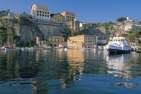 BoatB&B and trip on Sorrento Coast - Torre Annunziata - Boot