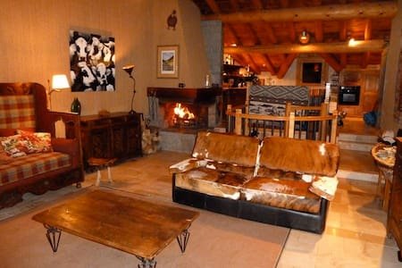 MAMOUCHKAIA ,chalet 9 pers.160 m2
