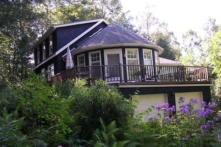 NewLeaf Cottage-Shelburne Falls DBL