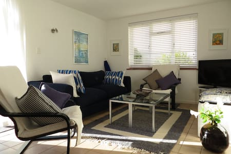 Garden Apartment, Llandudno - Apartment