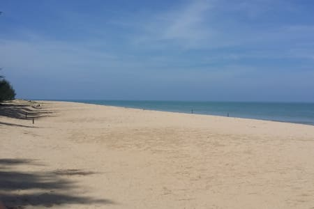 Beach House in resort on 18km beach - Ko Kho Khao - Casa