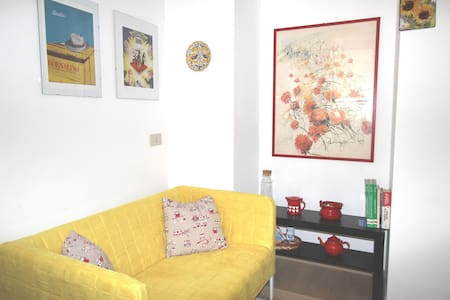 comodo appartamento Roma Trastevere