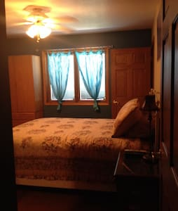 Room for rent nite/wk/or month - Casa